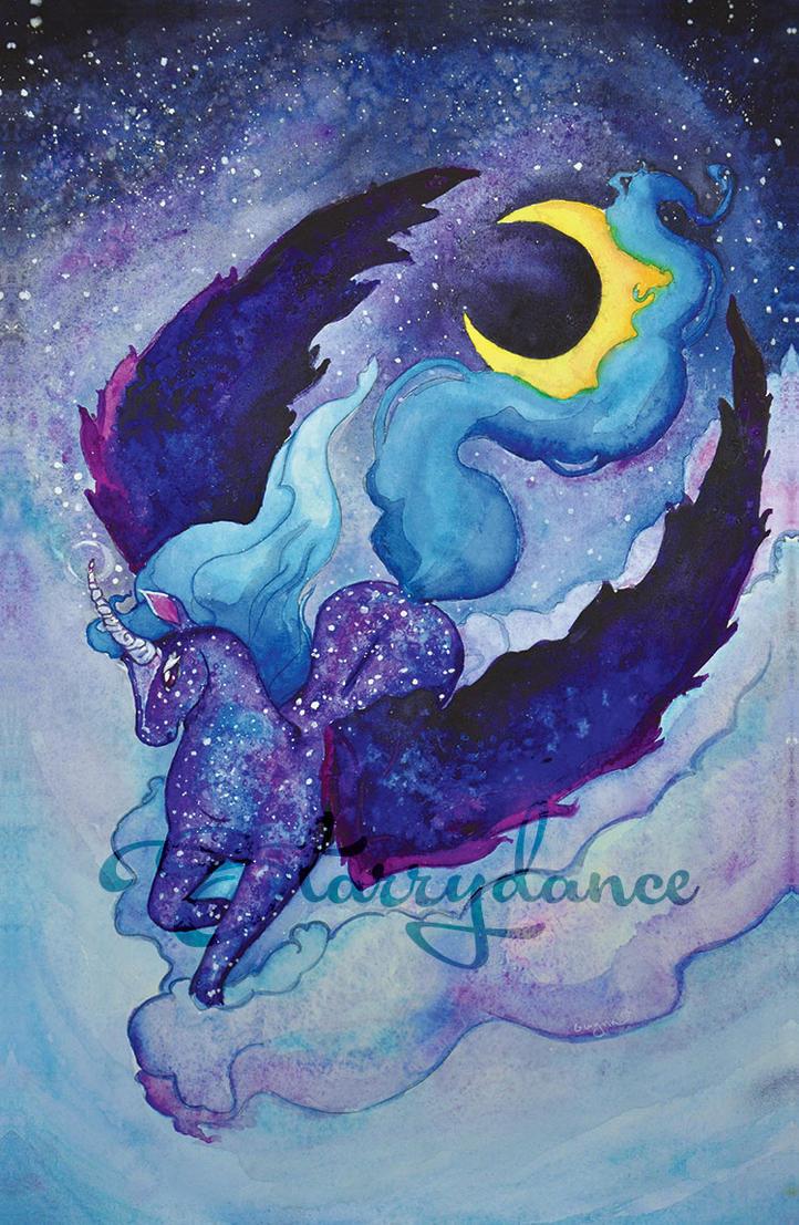 Dusk Dancer by Starrydance