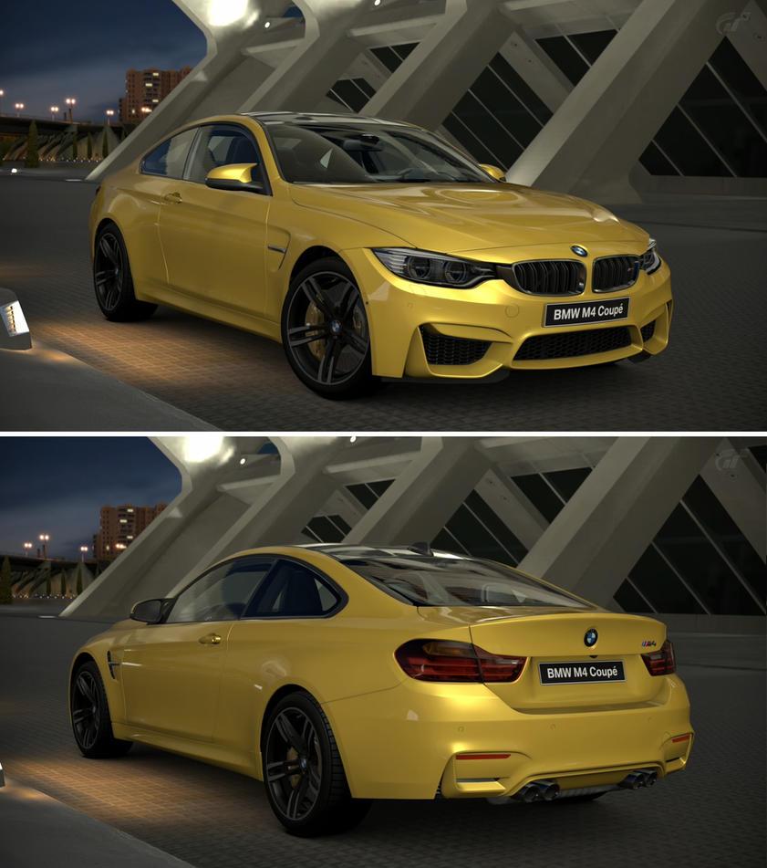 Bmw 6 Series G32 Gran Turismo M Sport 2017 3d Model: BMW M4 Coupe By GT6-Garage On DeviantArt