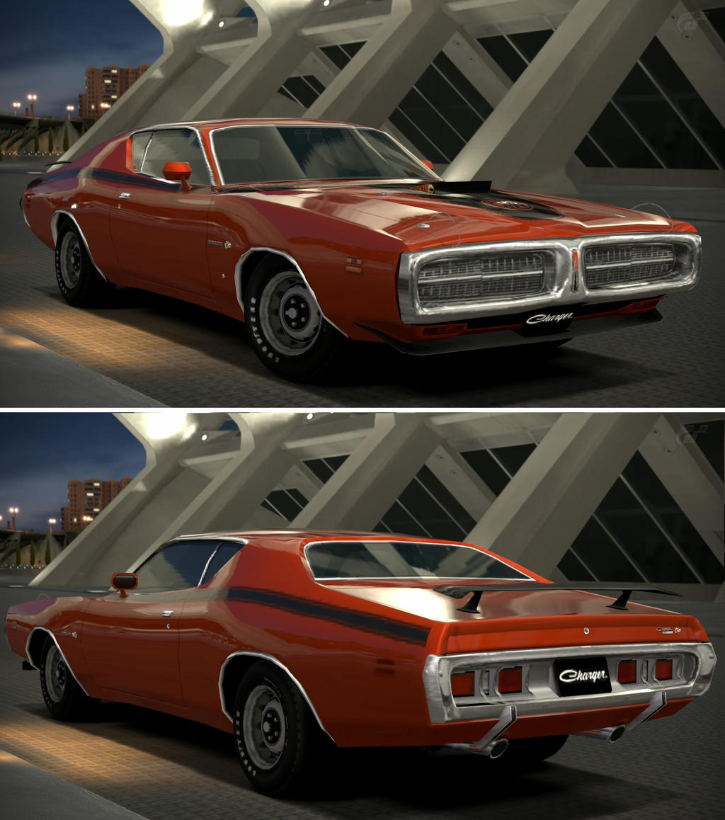 dodge charger super bee 426 hemi 39 71 by gt6 garage on deviantart. Cars Review. Best American Auto & Cars Review