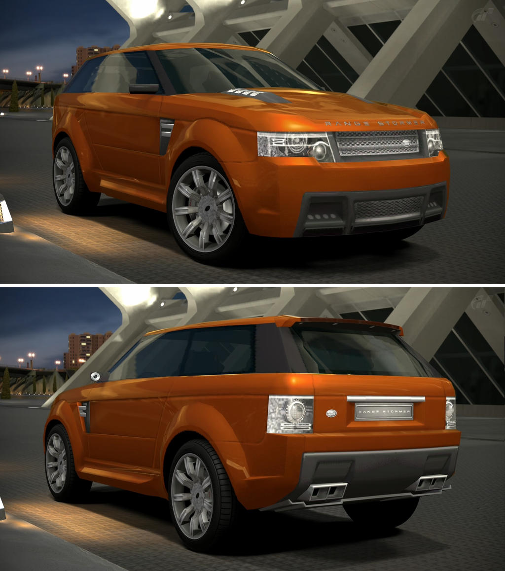 Land rover by gt6 garage on deviantart for Garage land rover brest