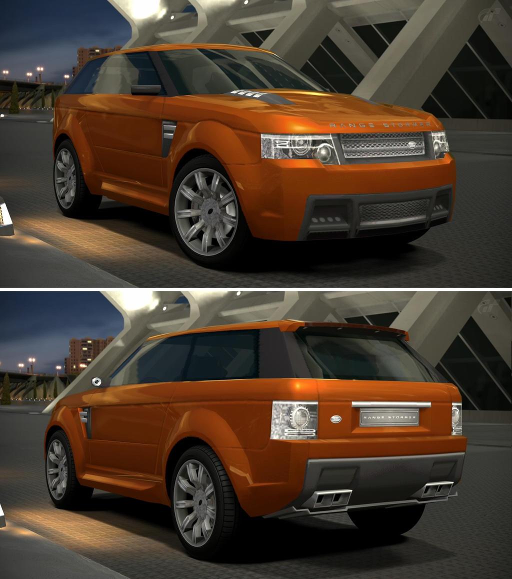 land rover range stormer 39 04 by gt6 garage on deviantart. Black Bedroom Furniture Sets. Home Design Ideas
