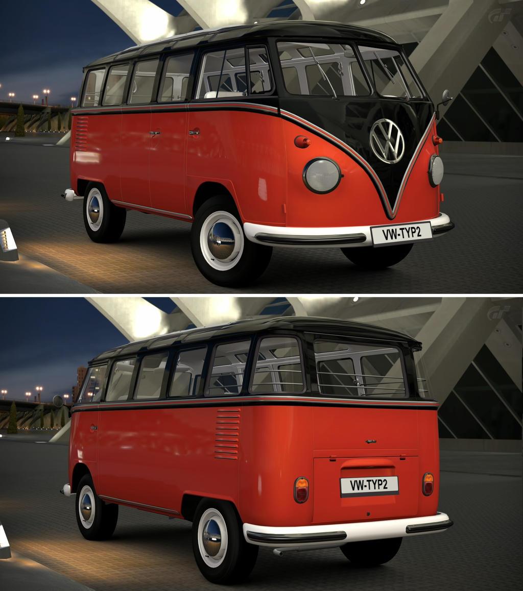 volkswagen sambabus typ 2 t1 39 62 by gt6 garage on deviantart