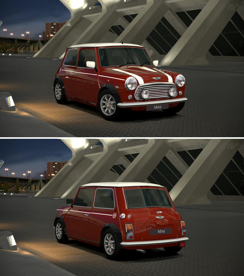 Mini cooper 39 98 by gt6 garage on deviantart for Garage mini cooper annemasse