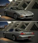 Chevrolet Camaro SS '00