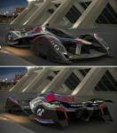 Gran Turismo Red Bull X2014 Fan Car