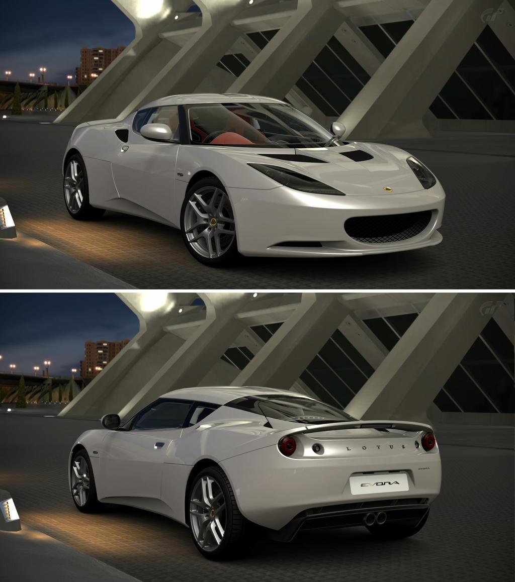 Lotus evora 39 09 by gt6 garage on deviantart for Garage lotus