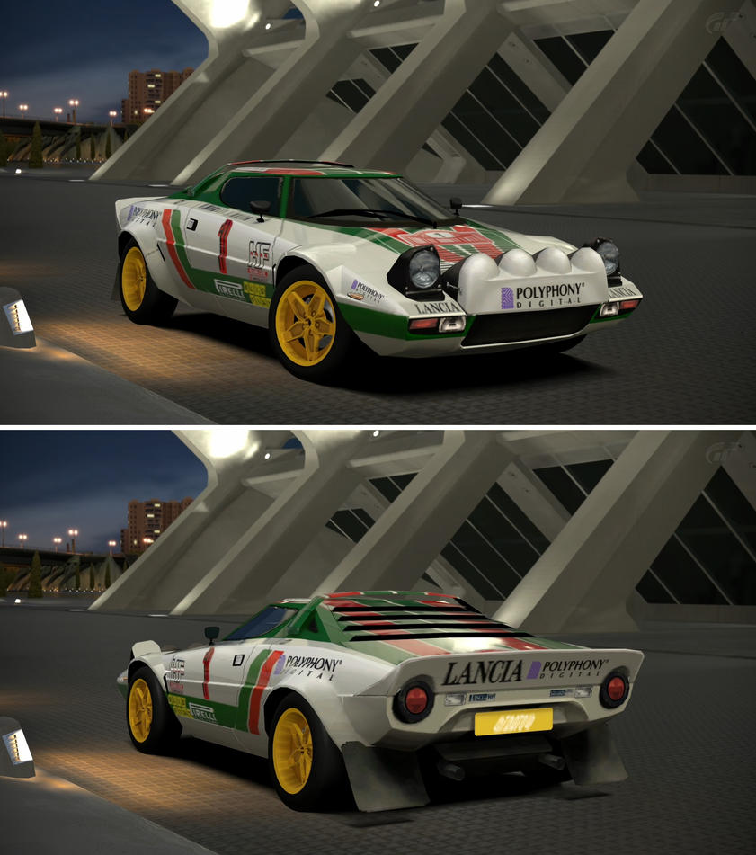 pictures of lancia stratos rally - kidskunst