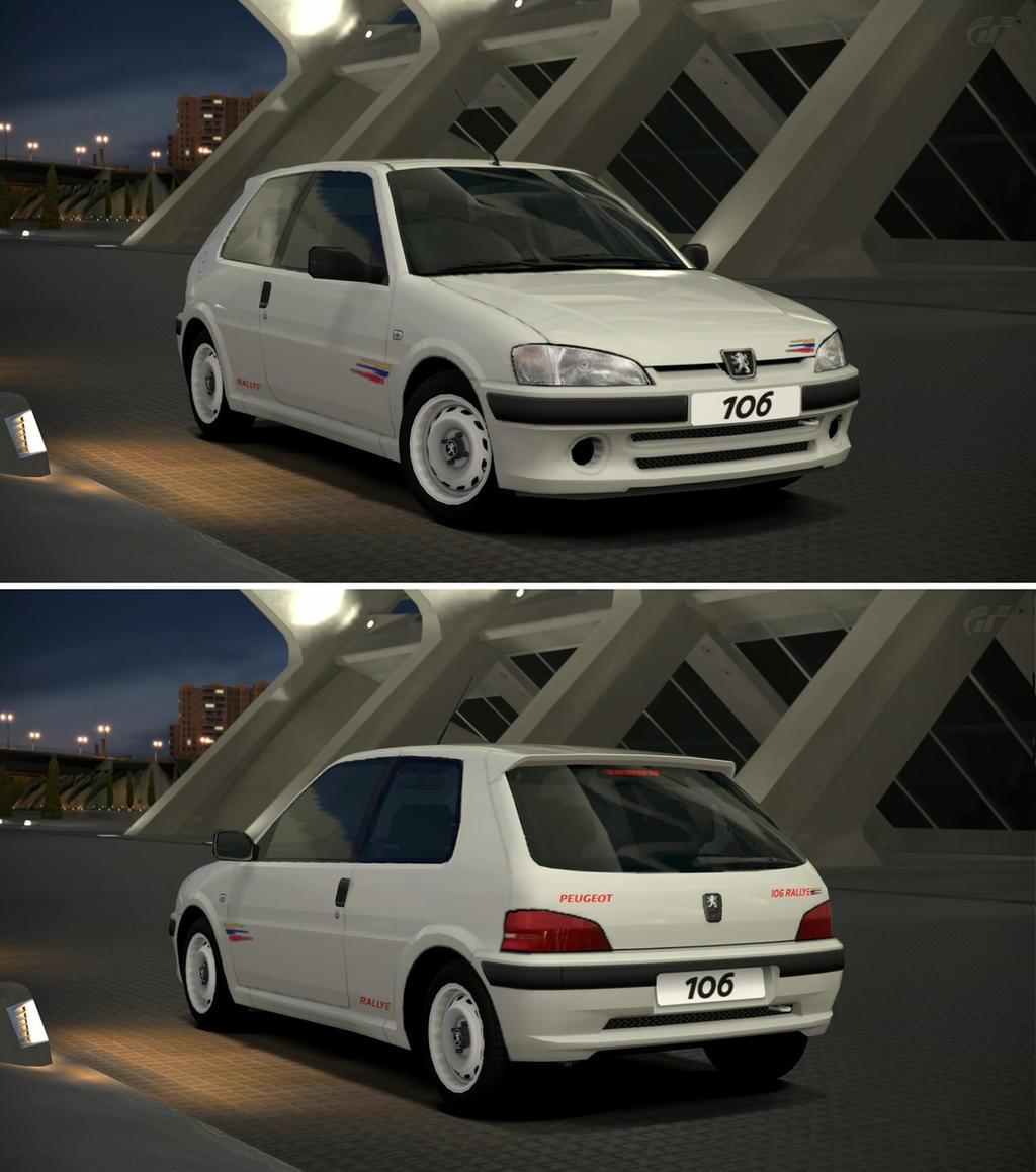 Peugeot by GT6-Garage on DeviantArt