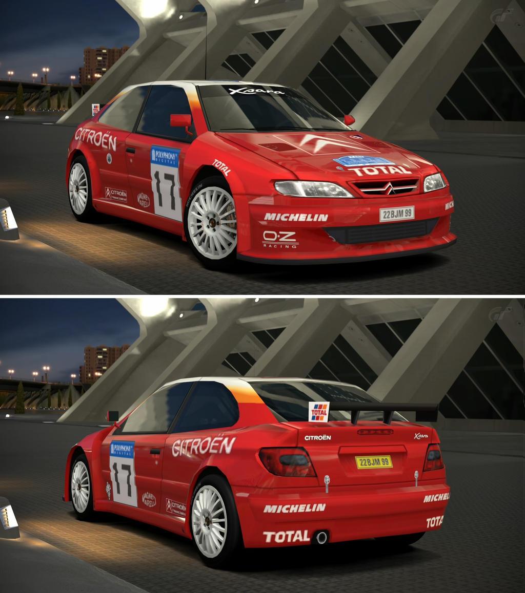 Citroen xsara rally car 39 99 by gt6 garage on deviantart for Garage citroen melun 77