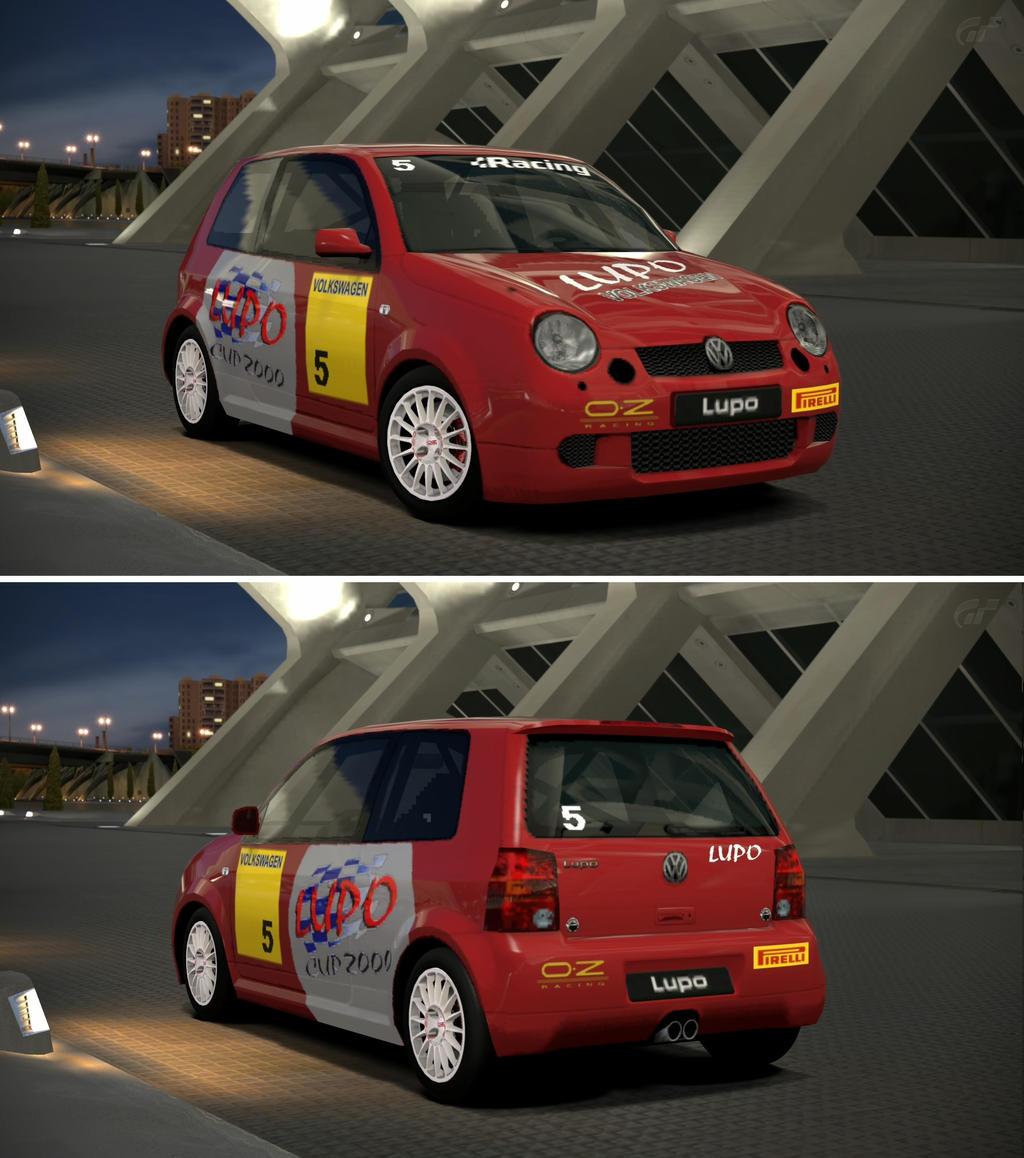 Volkswagen lupo cup car 39 00 by gt6 garage on deviantart for Garage volkswagen paris 13