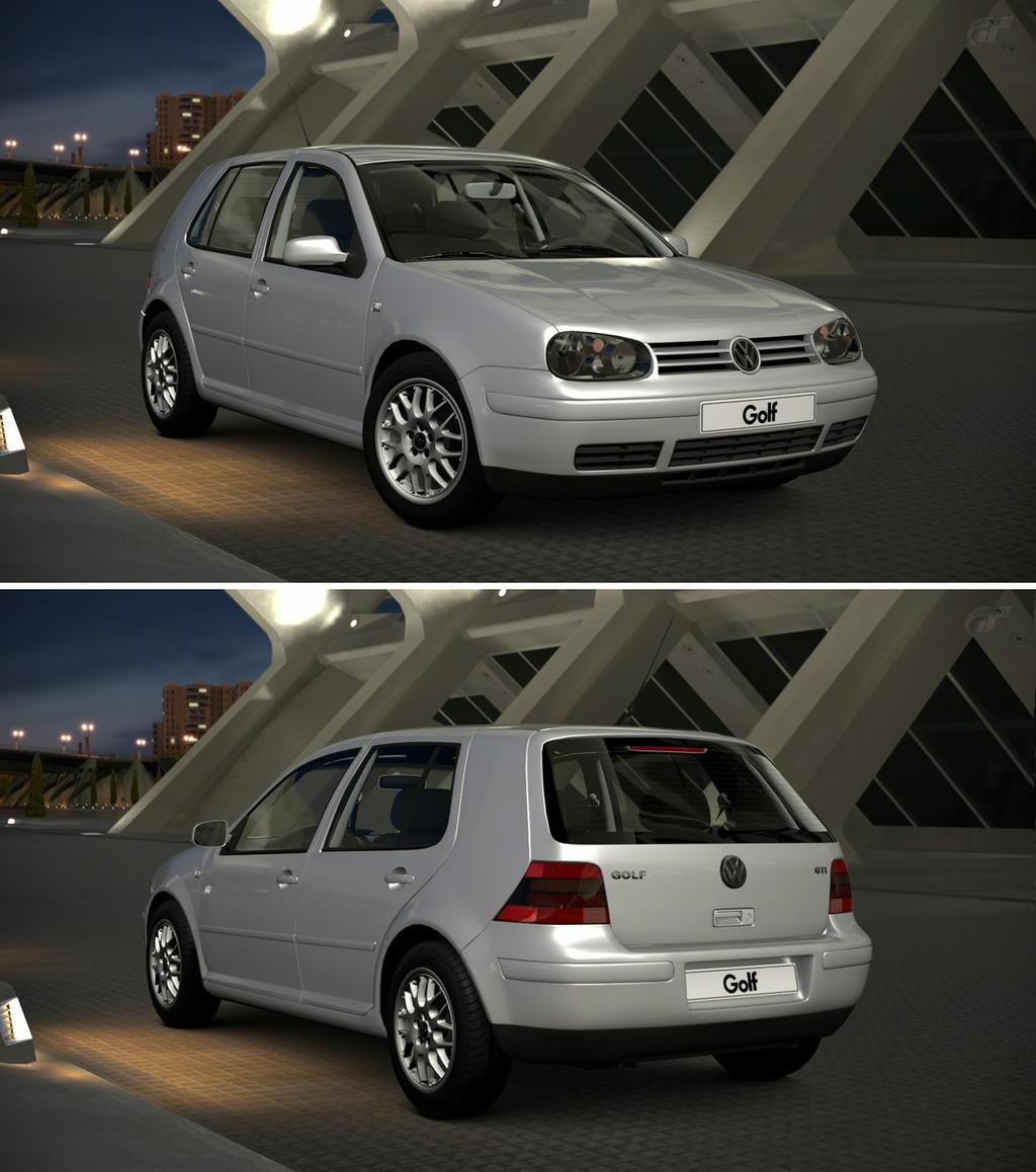 Volkswagen golf iv gti 39 01 by gt6 garage on deviantart for Garage volkswagen 78 chambourcy