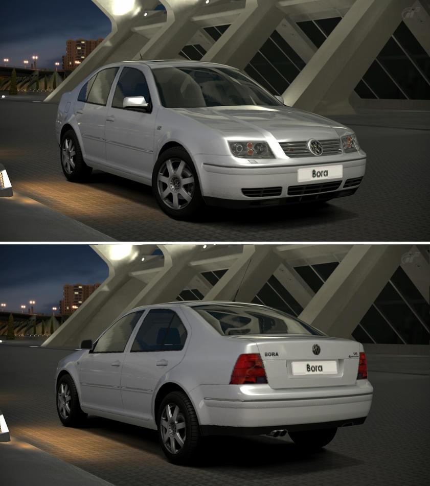 Volkswagen bora v6 4motion 39 01 by gt6 garage on deviantart for Garage volkswagen 78 chambourcy