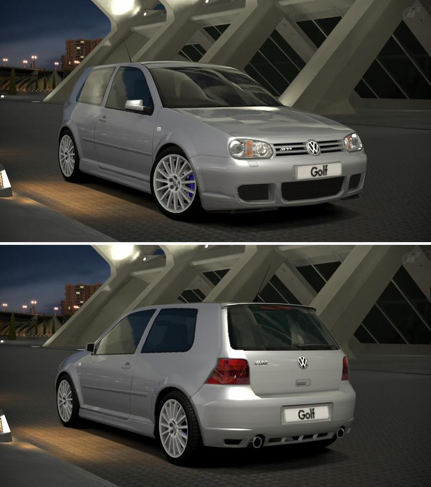 Volkswagen golf iv r32 39 03 by gt6 garage on deviantart for Garage volkswagen 78 chambourcy