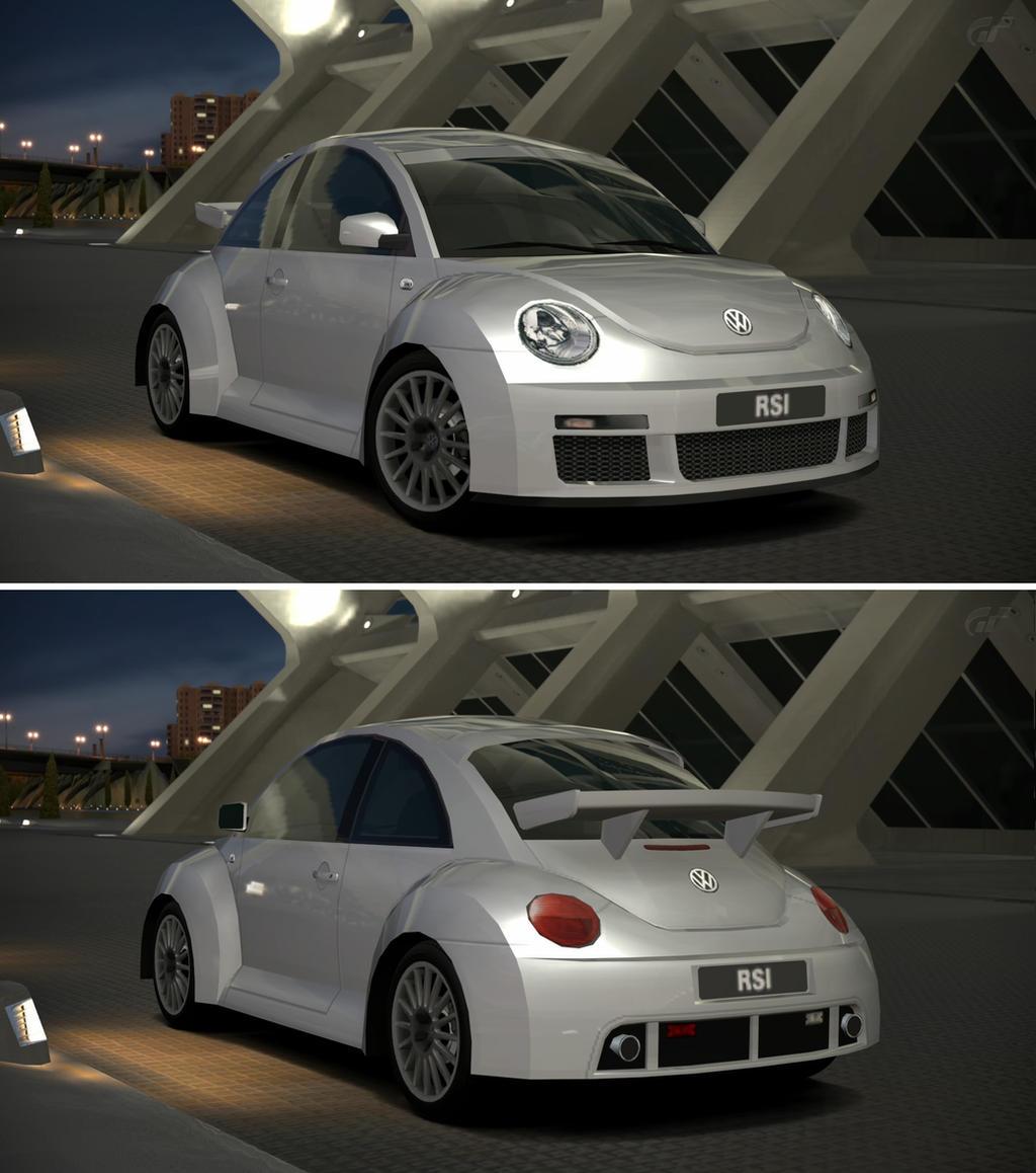 volkswagen new beetle rsi 39 00 by gt6 garage on deviantart. Black Bedroom Furniture Sets. Home Design Ideas