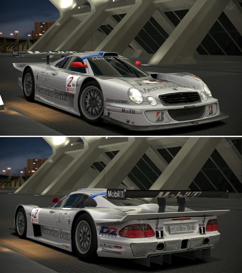 Mercedes benz amg mercedes clk lm 39 98 by gt6 garage on for Mercedes benz garages