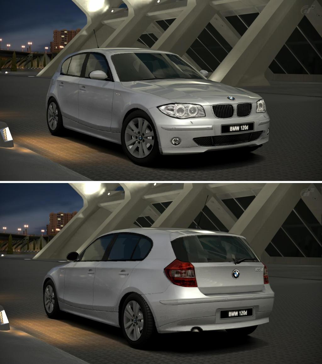 Bmw 120d: BMW 120d '04 By GT6-Garage On DeviantArt