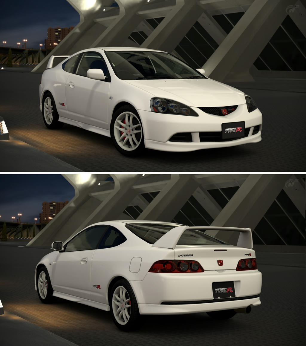 Honda INTEGRA TYPE R (DC5) '04 By GT6-Garage On DeviantArt