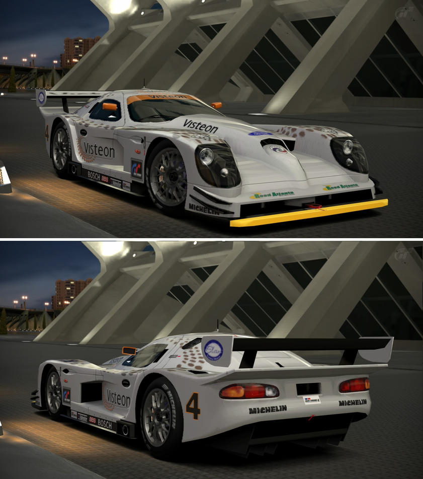 Panoz Esperante GTR-1 Race Car \'98 by GT6-Garage on DeviantArt