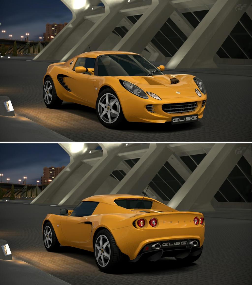 Lotus elise 39 00 by gt6 garage on deviantart for Garage lotus