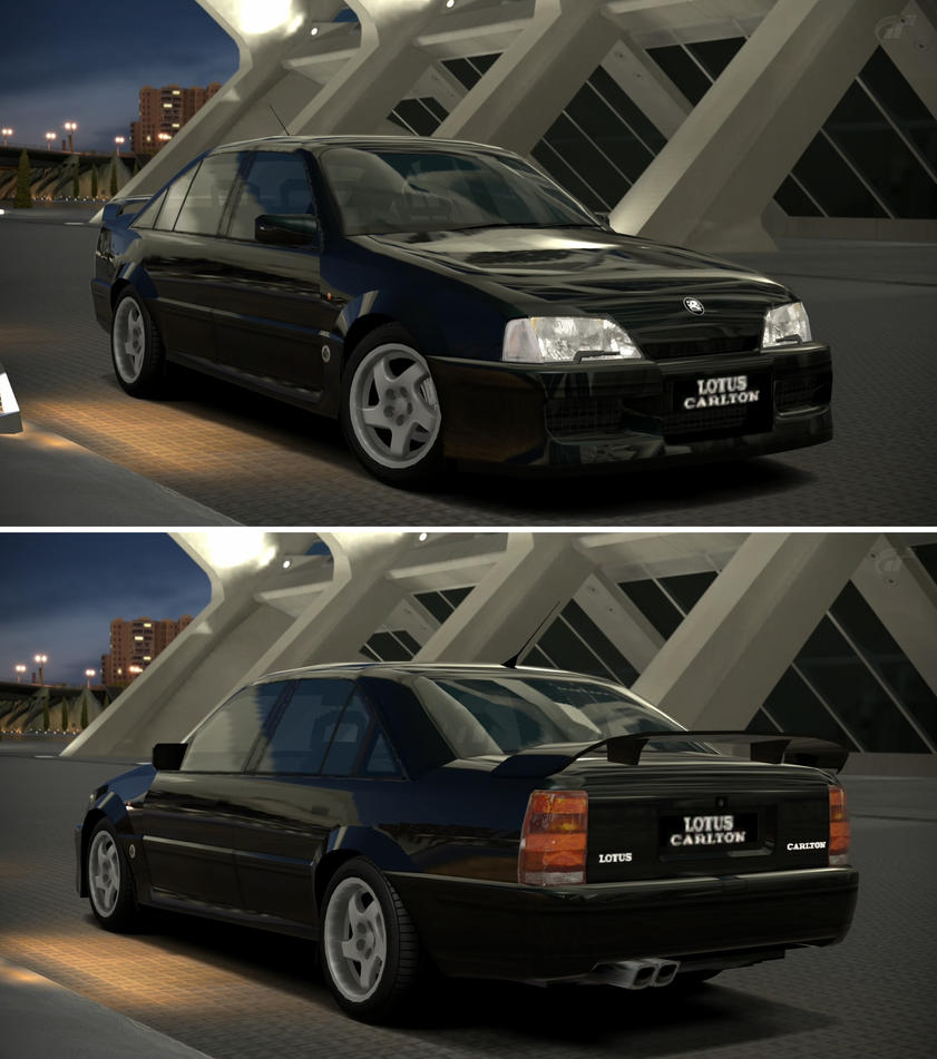 lotus carlton 39 90 by gt6 garage on deviantart. Black Bedroom Furniture Sets. Home Design Ideas