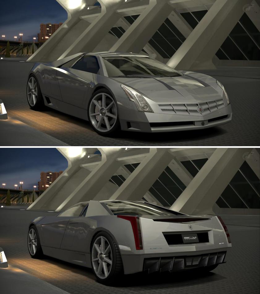 Cadillac CIEN '02 By GT6-Garage On DeviantArt