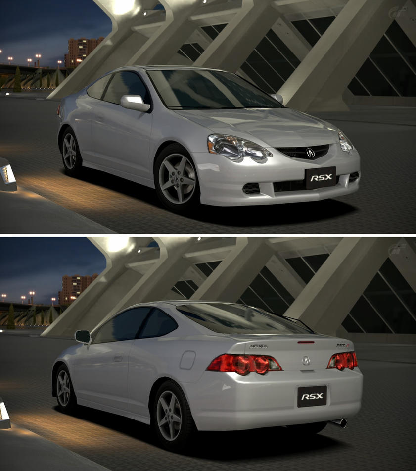 Acura RSX Type-S '04 By GT6-Garage On DeviantArt