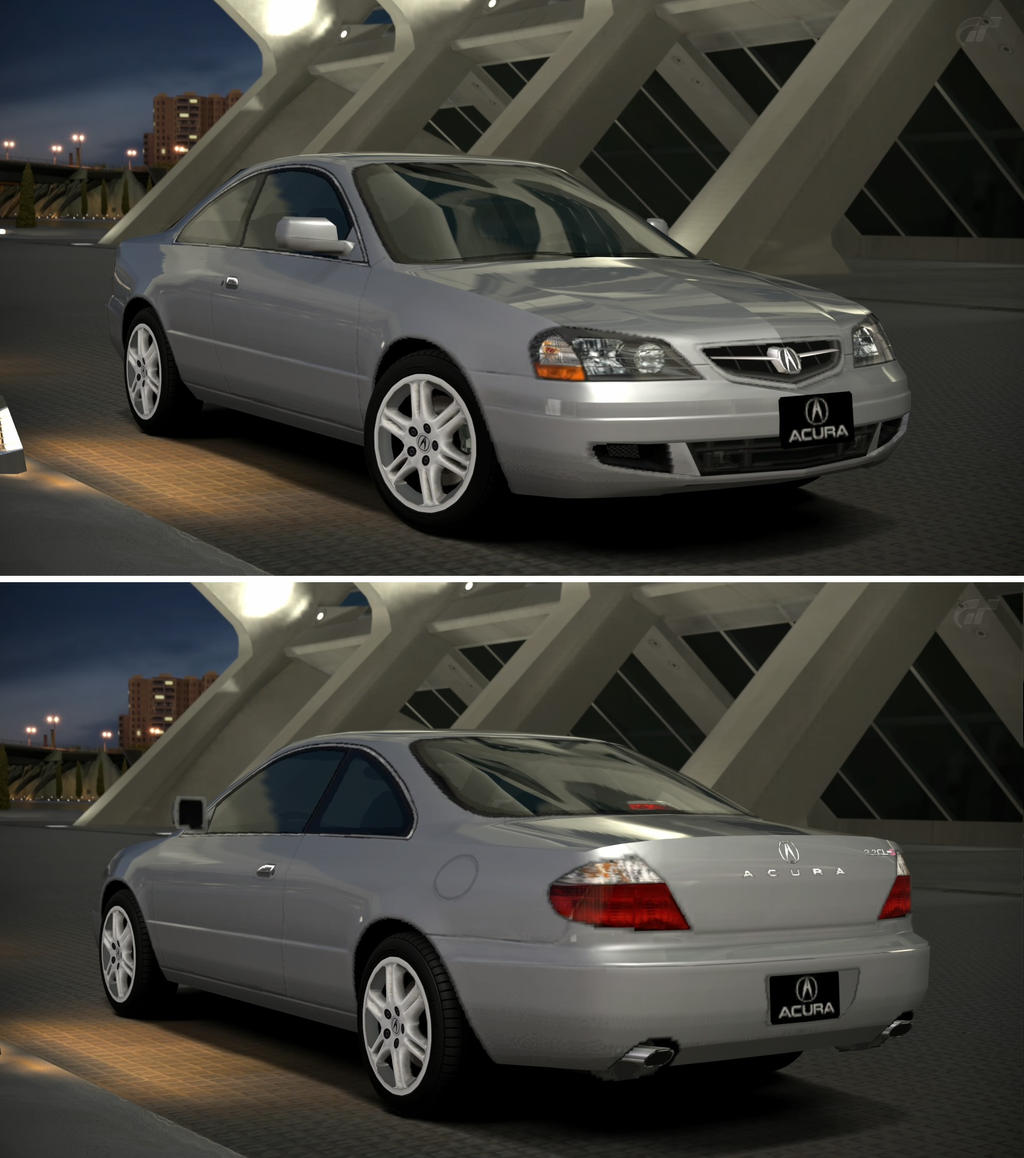 acura cl 3 2 type s 39 03 by gt6 garage on deviantart. Black Bedroom Furniture Sets. Home Design Ideas