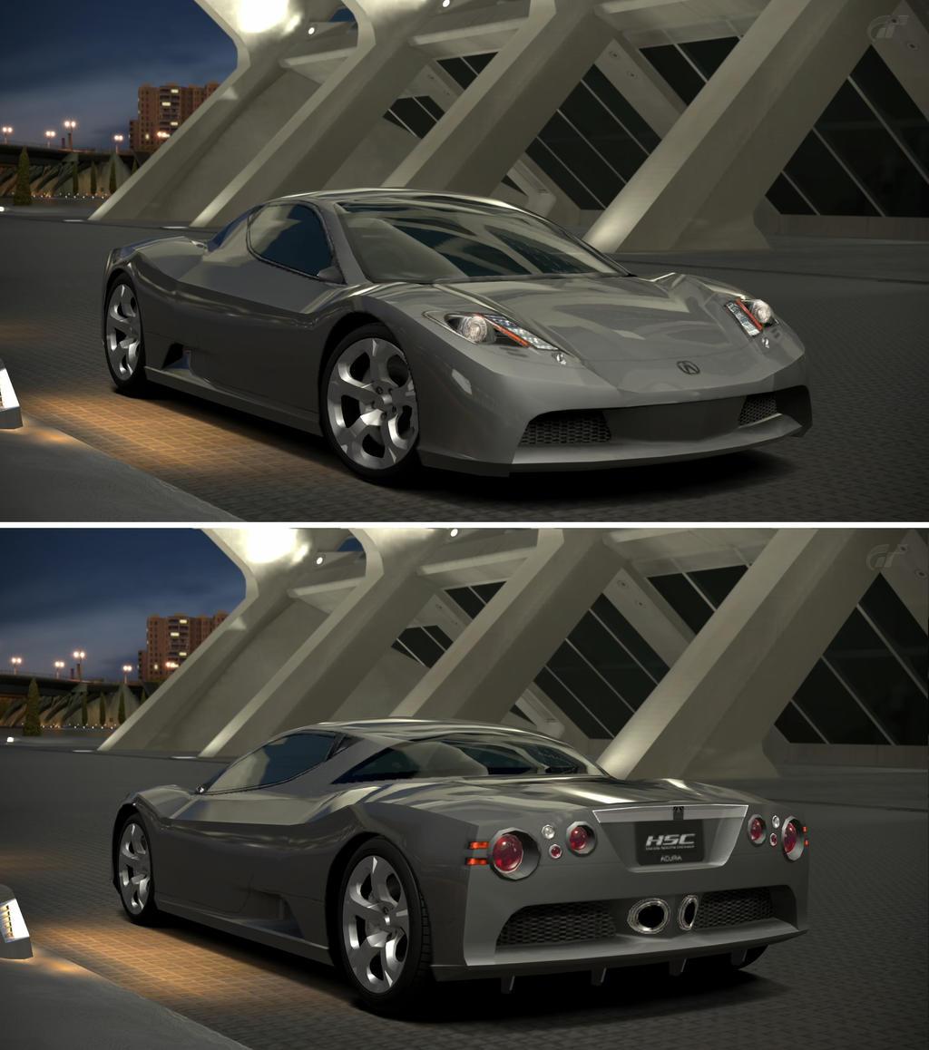 Acura HSC '04 By GT6-Garage On DeviantArt