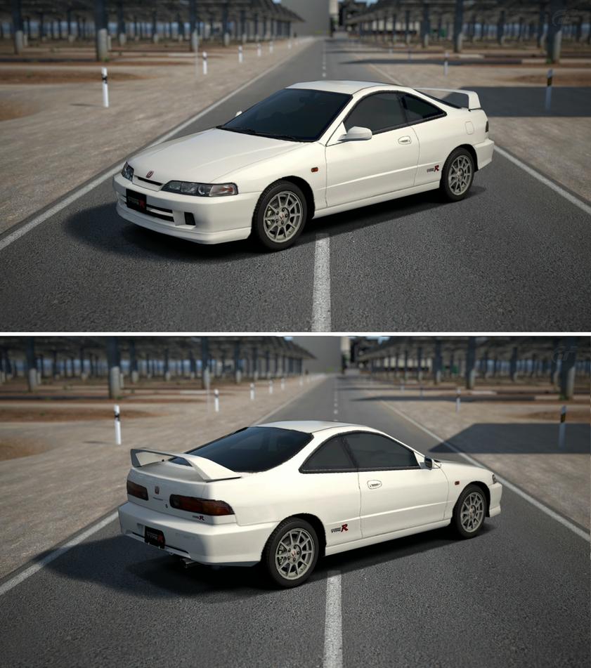 98 Acura Integra Type R For Sale
