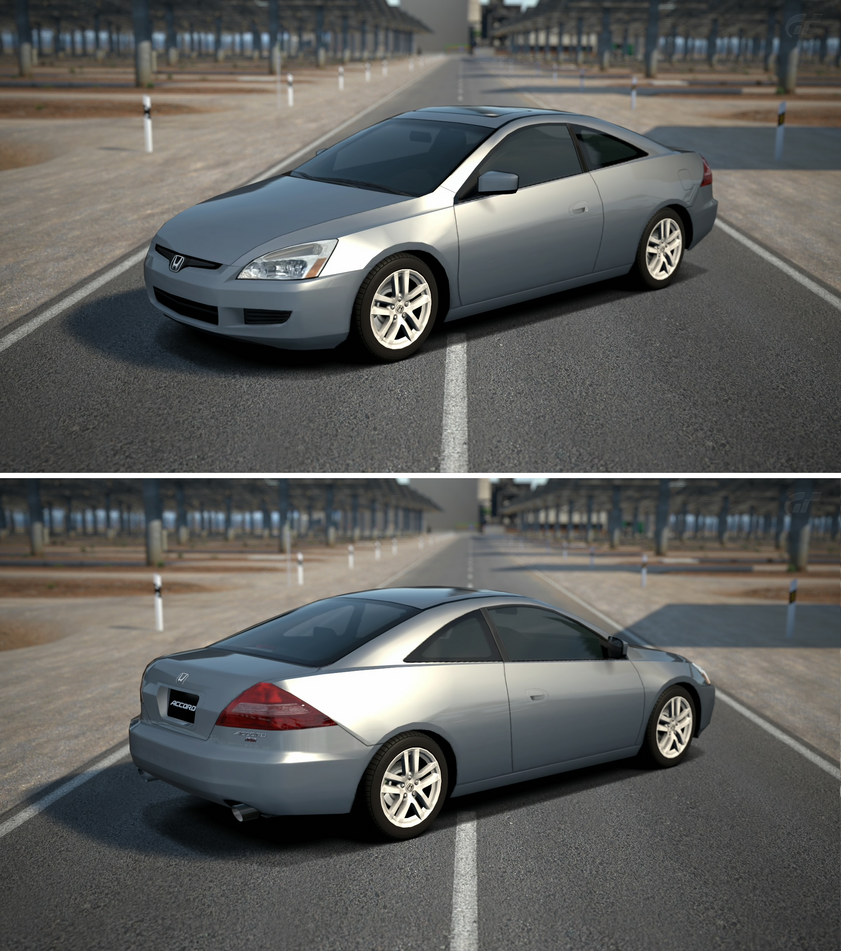 Honda accord coupe ex 39 03 by gt6 garage on deviantart for 03 honda accord coupe
