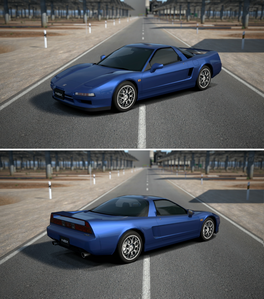2014 Honda Nsx Concept: Honda NSX Type S Zero '99 By GT6-Garage On DeviantArt