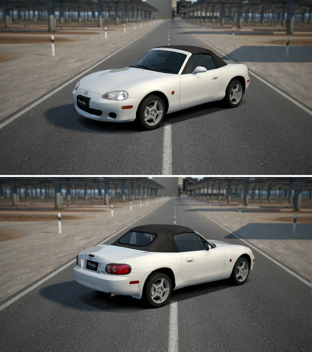 mazda mx 5 miata 1600 nr a nb j 39 04 by gt6 garage on deviantart. Black Bedroom Furniture Sets. Home Design Ideas
