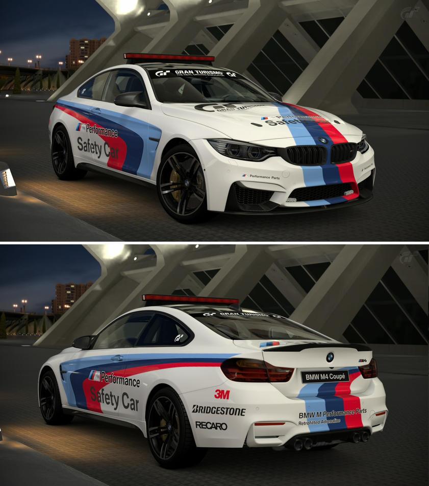Bmw m4 m performance edition by gt6 garage on deviantart for Garage bmw paris 12