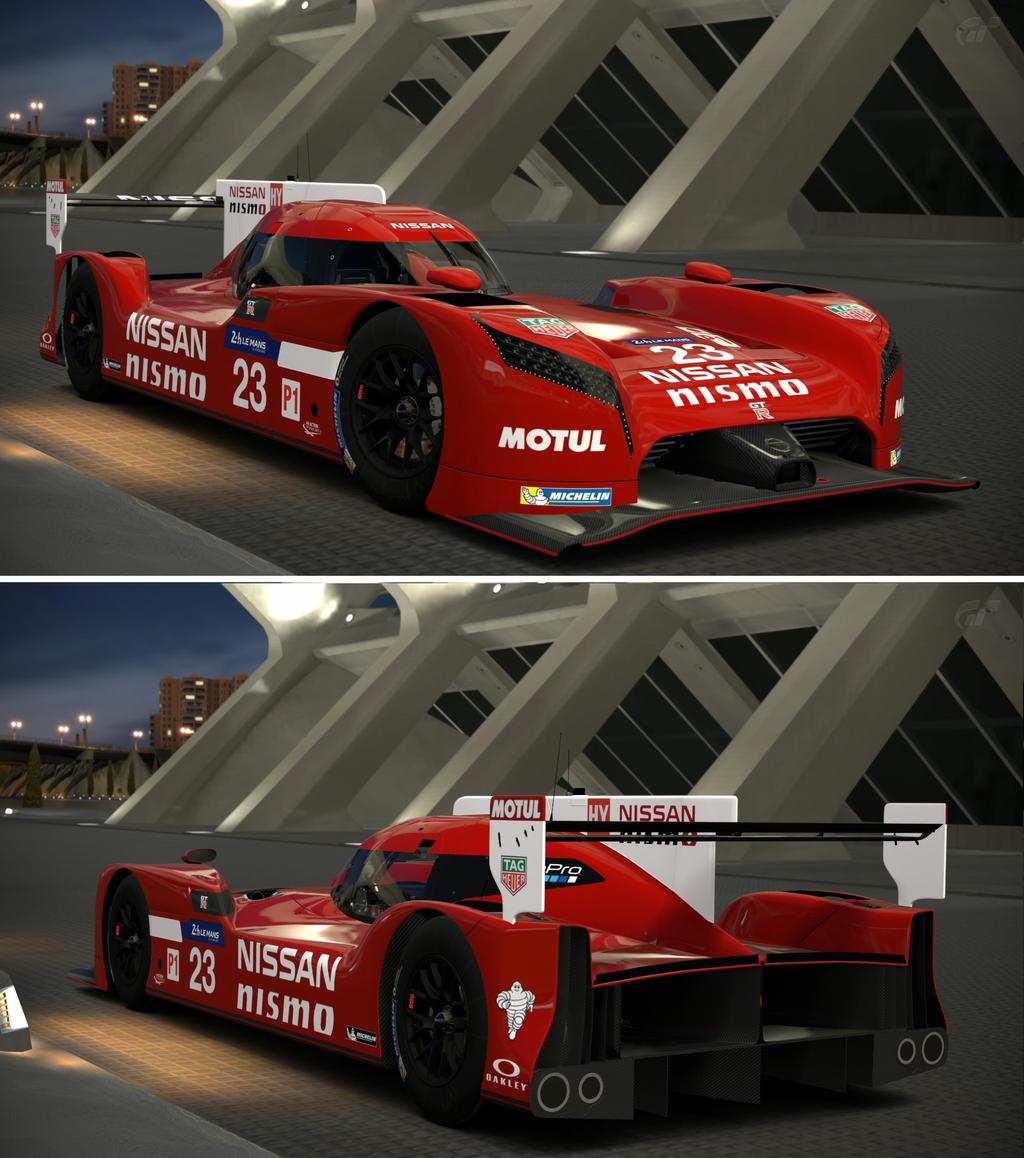 Nissan gt r lm nismo 39 15 by gt6 garage on deviantart for Garage paris 15 auto