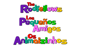 The Rodfellows English, Spanish and Portuguese