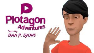 Plotagon Adventures Poster