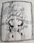 1# Poison|Wyngro|DaHuskyPup-Draws by Lass1e