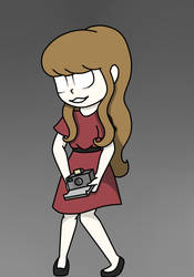 Amelia The Ghost Girl by amazing-ga