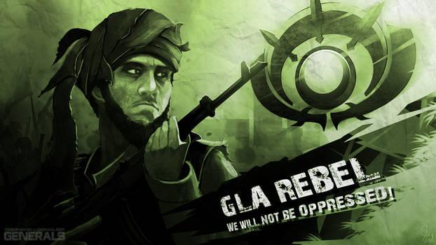 GLA rebel
