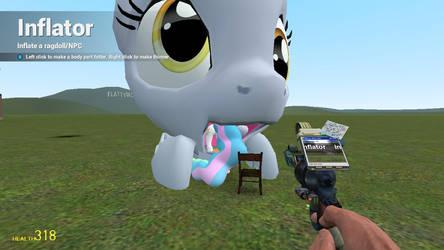 Garry's mod + Ponies = LOL