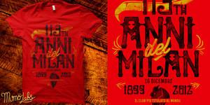 113th Anni del Milan