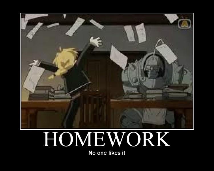 Fullmetal Alchemist Motivational Poster By 1redgirl1 On