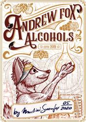 ANDREW FOX' ALCOHOLS