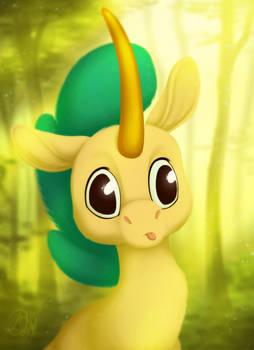 Little Forest Friend