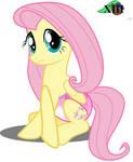 Fluttershy's a Big Pony
