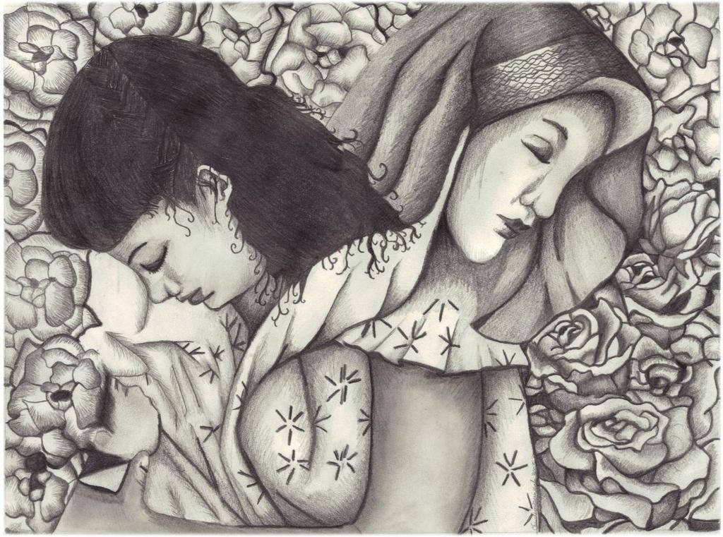 Darla and Mary   finished by Bajtinanna