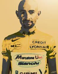 Marco Pantani by Toti-Gogeta
