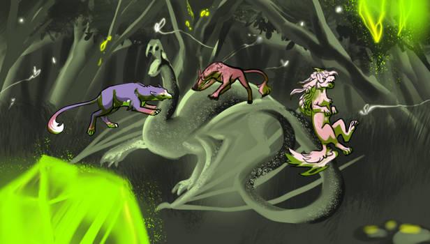 Draconic Adversary