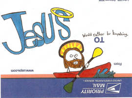 Jesus H. Christ: Outdoorsman