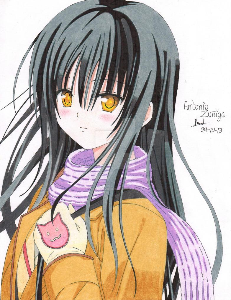 Kotegawa Yui by ZeRo-SaMa23